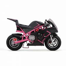 Buy Mini Motorcycle Small Pocket Bike Gas Powered 40CC Outdoor Pink Boys Girls Youth