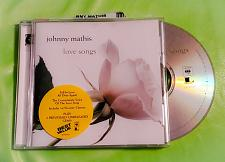 Buy JOHNNY MATHIS LOVE SONGS COMPACT DISC GD/VG