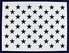 Buy 50 Star Field Stencil 14 Mil -G-Spec 24.73 - Painting /Crafts/ Templates