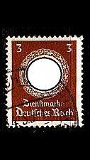 Buy GERMANY REICH Dienst [1934] MiNr 0132 ( O/used )