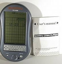 Buy Sudoku YD-638 Touch Screen Electronic Handheld Game *Fully Working*