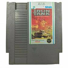 Buy Iron Tank The Invasion of Normandy 1988 (NES, 1988) Game Cartridge Only No Box