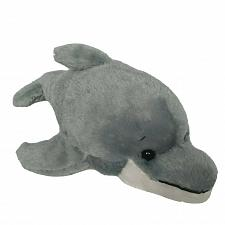Buy Ganz Webkinz Gray White Bottlenose Dolphin Stuffed Animal HM220 No Code 10.5""