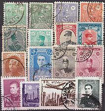 Buy PERSIEN PERSIA PERSE [Lot] 12 ( O/used ) Sauber. Ältere Jahre
