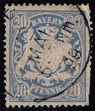 Buy Germany-Bavaria #64 Coat of Arms; Used (0.80) (0Stars) |BAY064-02XVA