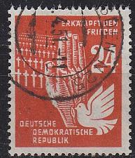 Buy GERMANY DDR [1950] MiNr 0279 ( OO/used )