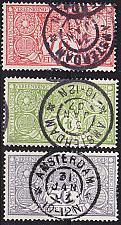 Buy NIEDERLANDE NETHERLANDS [1906] MiNr 0069-71 ( O/used )