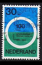 Buy NIEDERLANDE NETHERLANDS [1963] MiNr 0799 ( O/used )