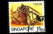 Buy SINGAPUR SINGAPORE [1985] MiNr 0465 II ( O/used ) Tiere