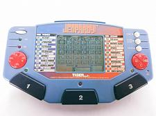 Buy Jeopardy Handheld Electronic Game 1995 Tiger Electronics 1 Cartridge