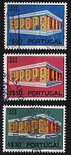 Buy PORTUGAL [1969] MiNr 1070-72 ( O/used ) CEPT
