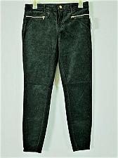 Buy J BRAND womens W28 L27 ISELIN ROYAL GREEN ZIP SKINNY CORDUROY PANTS NWT (U)P