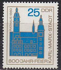 Buy GERMANY DDR [1965] MiNr 1119 ( **/mnh ) Bauwerke