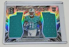 Buy NFL DEVANTE PARKER DOLPHINS 2015 PANINI SPECTRA DUAL JERSEY REFRACTOR RC /199