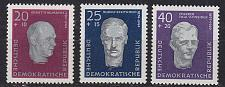 Buy GERMANY DDR [1957] MiNr 0606-08 ( **/mnh )