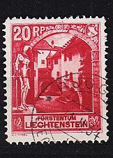 Buy LIECHTENSTEIN [1930] MiNr 0097 B ( O/used )