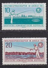 Buy GERMANY DDR [1961] MiNr 0841-42 ( **/mnh ) Sport