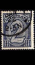 Buy GERMANY REICH Dienst [1920] MiNr 0032 ( O/used )