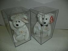Buy 2001 Bride & Groom Ty Beanie Babies