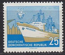 Buy GERMANY DDR [1962] MiNr 0900 ( **/mnh ) Schiffe