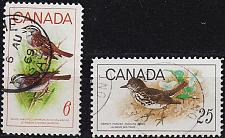 Buy KANADA CANADA [1969] MiNr 0438 ex ( O/used ) Vögel