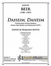 Buy Beer - Daheim, Daheim