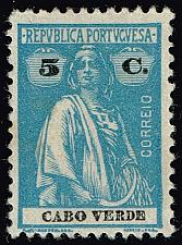 Buy Cape Verde #183 Ceres; Unused (3Stars) |CPV0183-07XRS