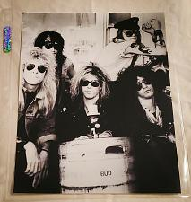Buy Rare GUNS N ROSES Music Superstar 8 x 10 Promo Photo Print