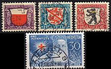 Buy SCHWEIZ SWITZERLAND [1928] MiNr 0229-31 ( O/used ) [01] Pro Juventute