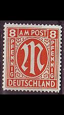 Buy GERMANY Alliiert AmBri [1945] MiNr 0014 F ( **/mnh )