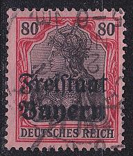 Buy GERMANY Bayern Bavaria [1919] MiNr 0147 ( O/used )