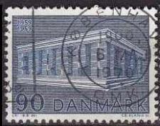 Buy DÄNEMARK DANMARK [1969] MiNr 0479 ( O/used ) CEPT