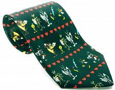 Buy Vintage Looney Tunes Bugs Bunny Daffy Taz Sylvester Men's Necktie Novelty