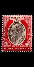 Buy MALTA [1903] MiNr 0018 ( oG/no gum )