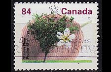 Buy KANADA CANADA [1991] MiNr 1272 A ( O/used ) Pflanzen