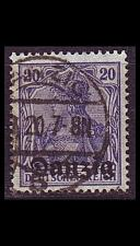 Buy GERMANY REICH Danzig [1920] MiNr 0004 ( OO/used )