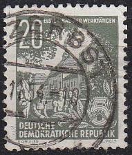 Buy GERMANY DDR [1953] MiNr 0413 ( OO/used )