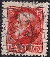 Buy GERMANY Bayern Bavaria [1914] MiNr 0106 I ( O/used ) [01]