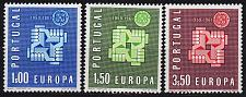 Buy PORTUGAL [1961] MiNr 0907-09 ( **/mnh ) CEPT