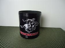 Buy WINCHESTER KOOZIE Insulated Metal Beer Soda Can Cooler COWBOY HORSE BLACK