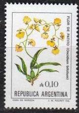 Buy ARGENTINIEN ARGENTINA [1985] MiNr 1753 ( **/mnh ) ex Blumen