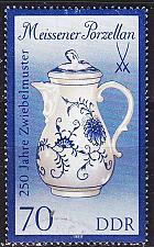 Buy GERMANY DDR [1989] MiNr 3244 II ( OO/used ) Meissen