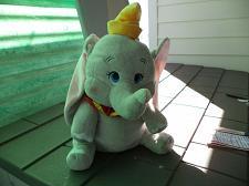 Buy Plush Dumbo NWT