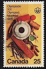Buy KANADA CANADA [1976] MiNr 0622 ( O/used ) Olympiade