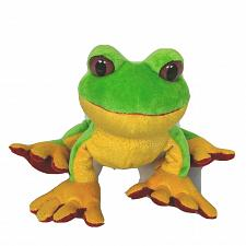 Buy Ganz Webkinz Green Tree Frog Big Eyes Plush Stuffed Animal No Code 8""
