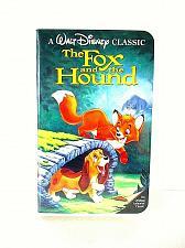 Buy Fox and the Hound VHS Walt Disney's Classic (#vhp)