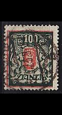 Buy GERMANY REICH Danzig [1922] MiNr 0128 Y ( OO/used )