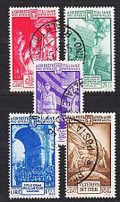 Buy ITALIEN ITALY [1935] MiNr 0523-27 ( O/used )