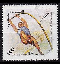 Buy SYRIEN SYRIA [1992] MiNr 1871 ( O/used ) Sport