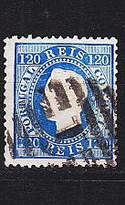 Buy PORTUGAL [1870] MiNr 0042 B ( O/used ) [02]
